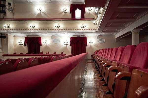 «Ночь театров»: Москва, 27 марта 2021
