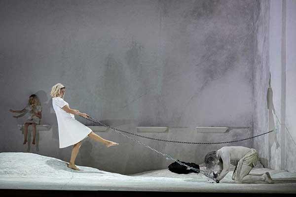 «Саломея» Рихарда Штрауса: премьера в Большом театре (фотогалерея)