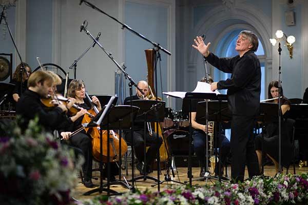 Концерт-посвящение Светлане Савенко и Михаилу Сапонову (8 апреля 2021)