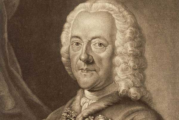 Георг Филипп Телеман — 340 лет со дня рождения