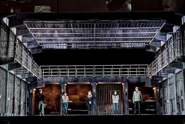 «Парсифаль» в постановке Кирилла Серебренникова: премьера в Венской опере