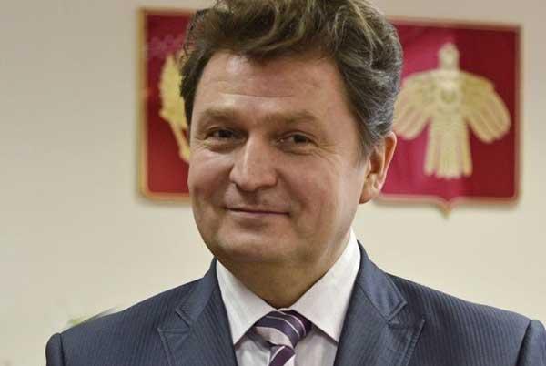 Владимир Юрковский — начальник Управления культуры администрации Сыктывкара