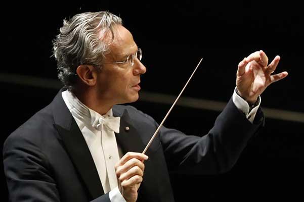 Фабио Луизи – новый главный дирижер Симфонического оркестра NHK (Токио)