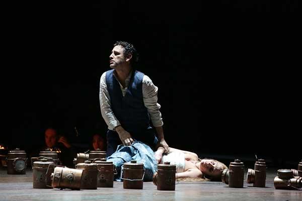 Спектакль Ла Скала «Орфей и Эвридика» — в кинотеатрах с 3 апреля