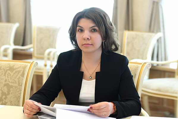 Татьяна Сальникова — министр культуры Тверской области