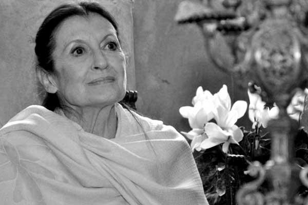 Cкончалась знаменитая итальянская балерина Карла Фраччи