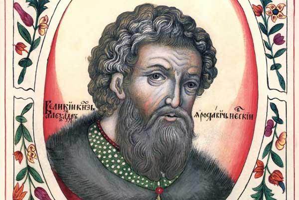 Александр Невский — 800 лет