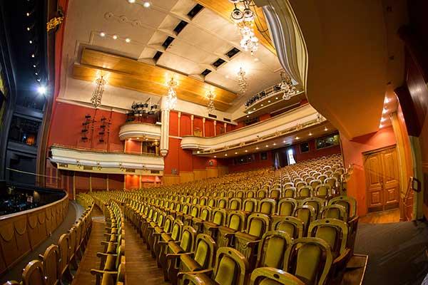 Театр Новая Опера: планы сезона 2021-2022