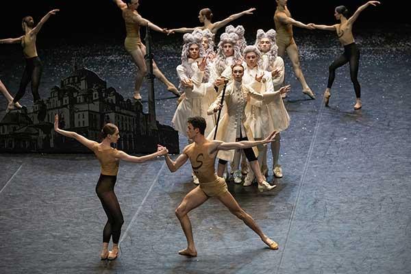 Кристиан Шпук поставил в Большом театре балет «Орландо»