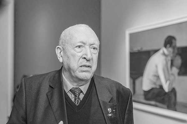 Скончался художник Таир Салахов