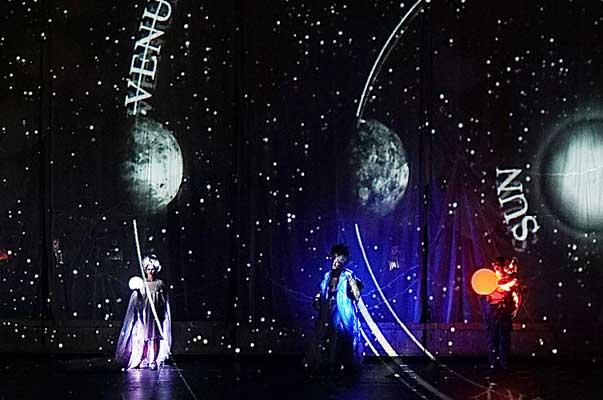 Открытие Чеховского фестиваля: «Сотворение мира» Гайдна (14 мая 2021)