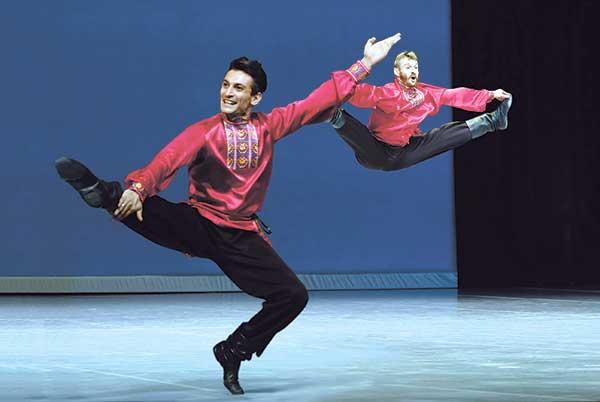 Подведены итоги первого этапа Третьего Всероссийского конкурса артистов балета и хореографов