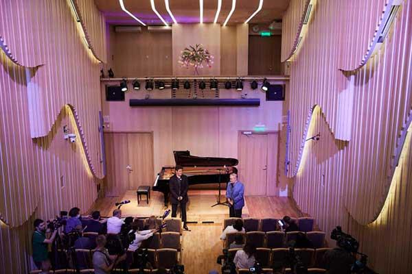 В Мариинском театре открылся новый Камерный зал