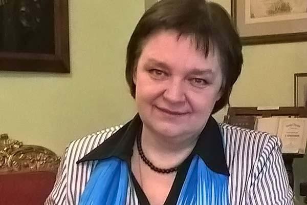Юбилей Марины Космовской