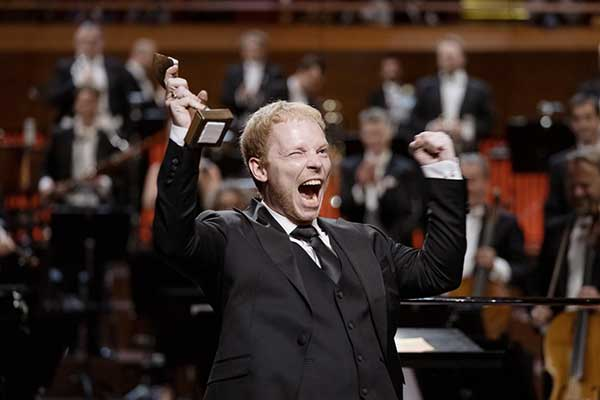 Дмитрий Матвиенко – лауреат первой премии Международного конкурса молодых дирижеров имени Николая Малько