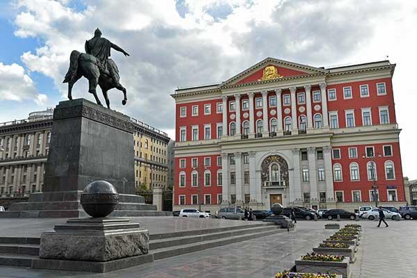 В Москве введены новые ограничительные меры в связи с распространением Covid-19