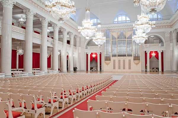 100 лет Санкт-Петербургской филармонии: поздравление от «Музыкального обозрения»