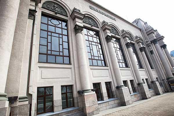 «Музыкальное обозрение» поздравляет Свердловскую филармонию с 85-летним юбилеем