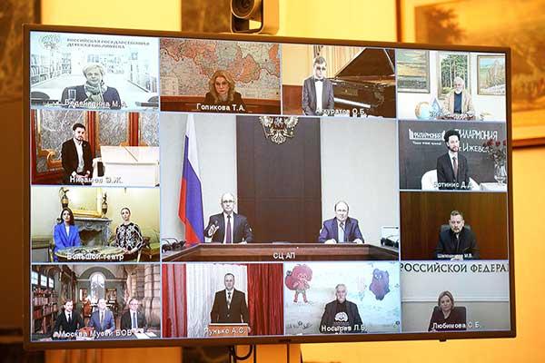 Опубликован перечень президентских поручений по итогам встречи с лауреатами премий президента РФ 25 марта 2021