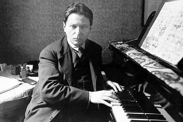 140 лет со дня рождения Джордже Энеску и фестиваль его музыки