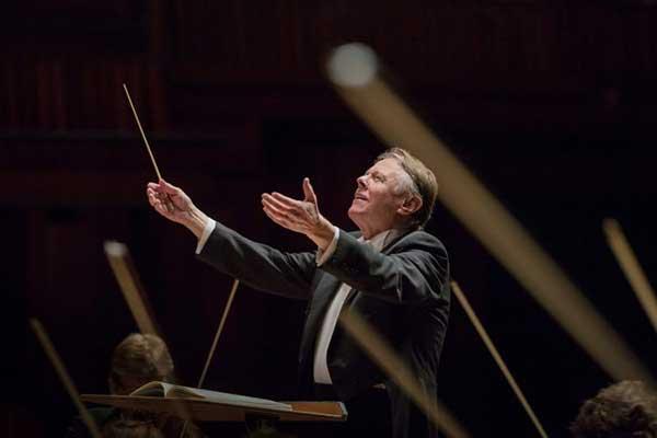 Создан Фестивальный оркестр имени Мариса Янсонса