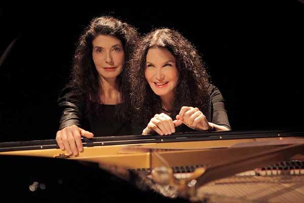 «Жестокие дети» Филипа Гласса для двух фортепиано – на Версальском фестивале (17 июля 2021)