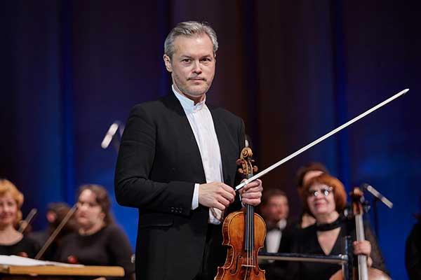 50-летие Вадима Репина и юбилейный концерт