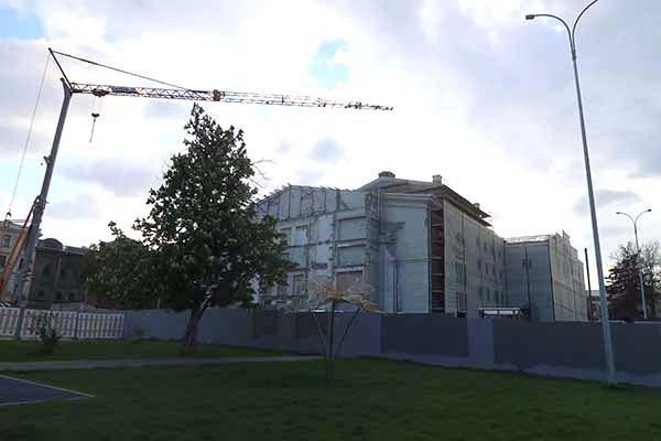 Саратовские учреждения культуры: всеобщая реконструкция и реставрация