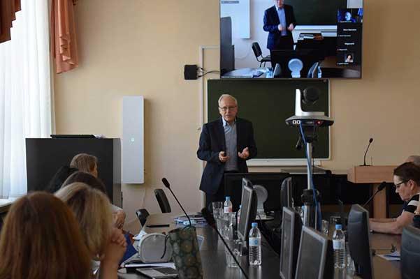 Всероссийская научно-практическая конференция «Opus corporate» (фотогалерея)