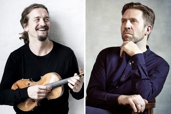 Кристиан Тецлафф и Лейф Ове Андснес в Московской филармонии (21 сентября 2021)