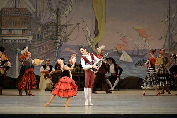 «Школа Русского балета»: премьера в Санкт-Петербурге (11 сентября 2021)