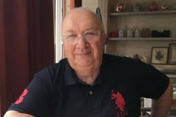 80 лет Евгению Баранкину