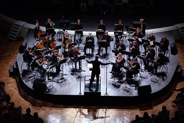 Новоискусственное дыхание: Ensemble intercontemporain в Москве
