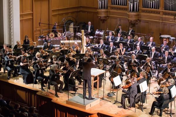 Госоркестру России – 85: Владимир Юровский и юбилейный концерт в БЗК (4 октября 2021)