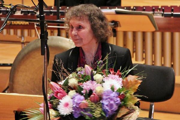 In Croce: «МО» – к юбилею Софии Губайдулиной (24 октября 2021, Московская филармония)