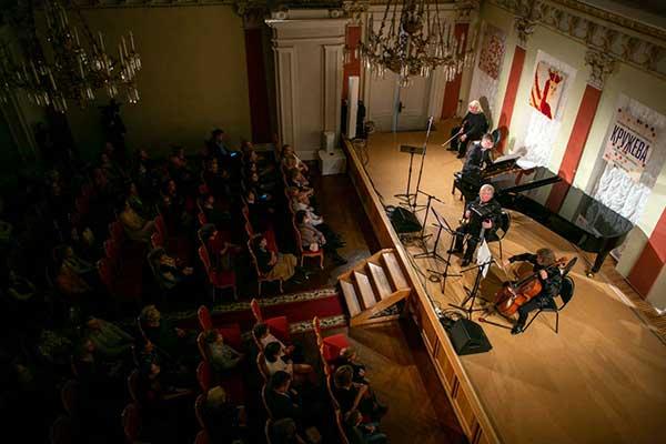 Фестиваль «Кружева»: концерт-открытие (фотогалерея)