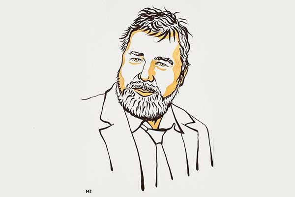 Главный редактор «Новой газеты» Дмитрий Муратов — лауреат Нобелевской премии мира 2021