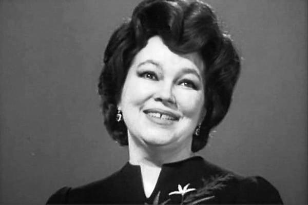 Скончалась выдающаяся оперная певица Бэла Руденко