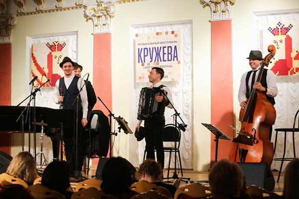Иосиф Пуриц и PURITZ BAND на фестивале «Кружева» (фотогалерея)