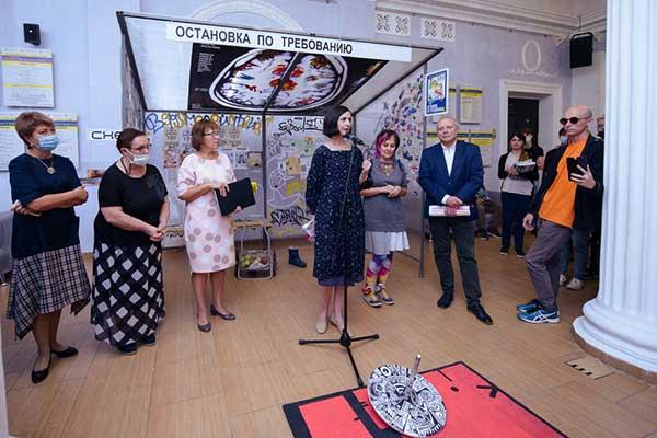 Фестиваль «Сотворчество»: выставка «Взаимодействие» (фотогалерея)