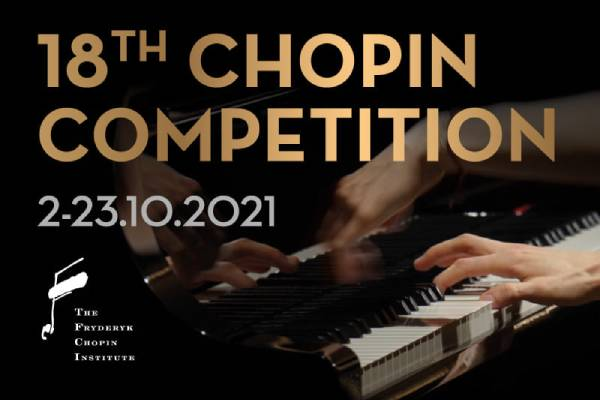 XVIII Международный конкурс пианистов имени Фредерика Шопена открылся в Варшаве