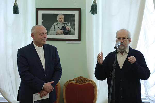 «Мой друг Алексей Колосов»: открытие выставки в Вологодской филармонии