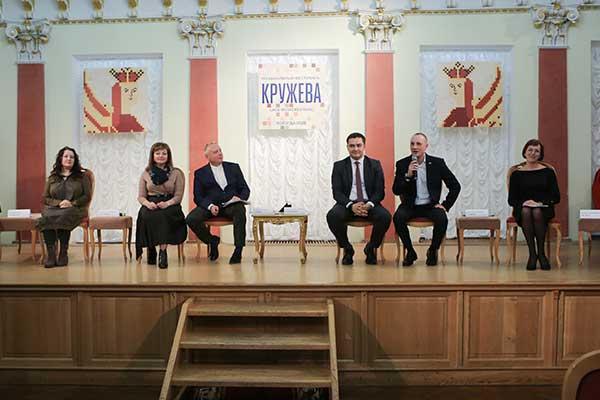 Фестиваль «Кружева»: пресс-конференция